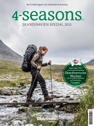 SKANDINAVIEN SPEZIAL 2013 - 4-Seasons.de