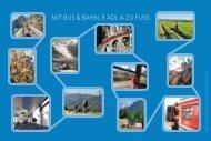 MIT BUS & BAHN, R ADL & ZU FUSS - München und Oberland
