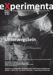 Juli/August (Doppelseiten) - experimenta.de