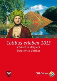 Cottbus erleben 2013