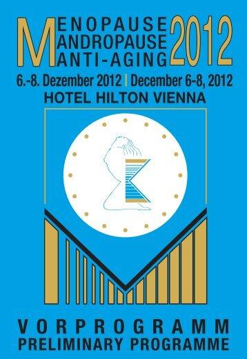 Kongress in Wien - Internationale Gesellschaft für angewandte ...