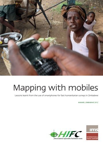 Mapping with mobiles - International Media Support