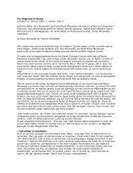 For langt ude til Beirut Politiken 13. februar 2005, 3. sektion, side 2 ...