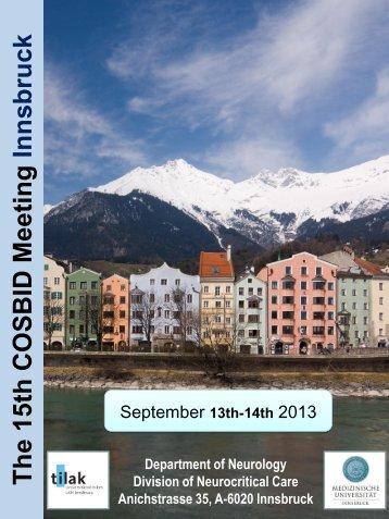 1 - Medizinische Universität Innsbruck