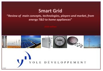 Smart grid and smart meter - I-Micronews