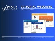 editorial webcasts - I-Micronews