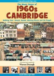 The Music Scene of 1960s Cambridge edition 4