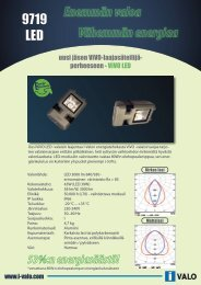 I-VALO VIVO LED 9719