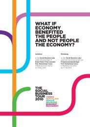 WHAT IF ECONOMY BENEFITED THE PEOPLE AND NOT ... - i2b