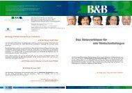 Weitere Informationen downloaden - i2b