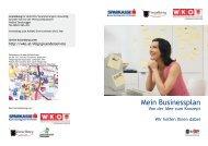 Mein Businessplan - i2b
