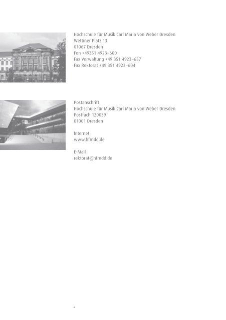 Studienführer/Vorlesungsverzeichnis 2013/14 - Hochschule für ...