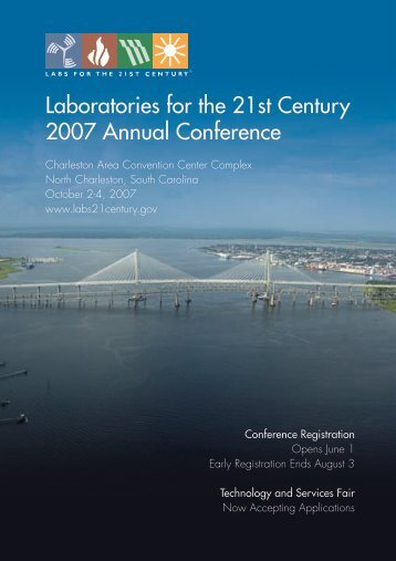 Laboratories for the 21st Century 2007 Annual Conference - I2SL