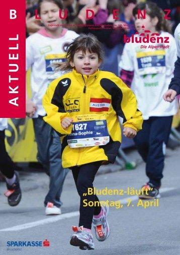 Bludenz Aktuell Nr. 149 2.77 MB - Stadt Bludenz