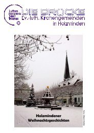 Gemeindebrief Dezember 2013-Februar 2014 - luth ...