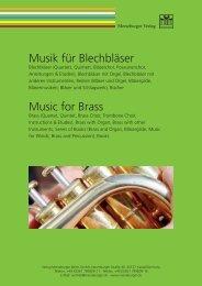blechbl e4serkatalog 2013 0.pdf - Merseburger Verlag