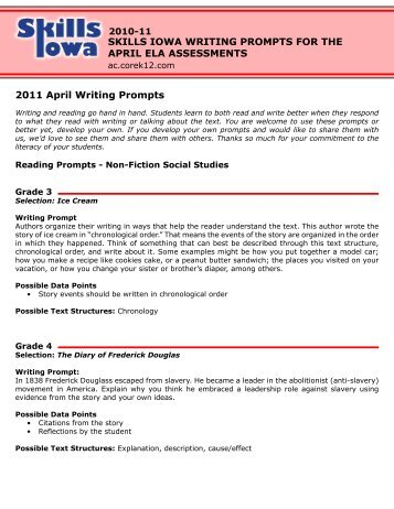 sat essay prompts 2010 We have a collection of the new sat essay prompts from march 2005 till the most recent test released by college board.