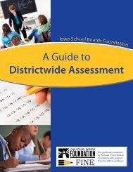 A Guide to Districtwide Assessment - Iowa Association of School ...