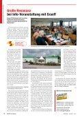 Der Vor marsch der jun gen Al ten - Badischer Sportbund Nord ev - Page 6
