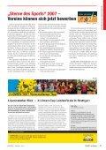 Der Vor marsch der jun gen Al ten - Badischer Sportbund Nord ev - Page 7