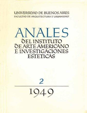 descargo - Instituto de Arte Americano - Universidad de Buenos Aires