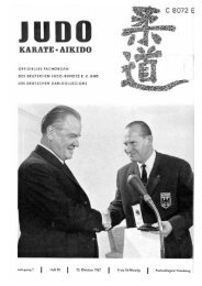 DJB-Magazin Nr. 10 - Chronik des Karate