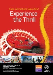 Asian Attractions Expo 2012 - IAAPA