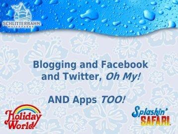 Social Media - IAAPA
