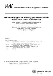 state propagation for business process monitoring on different levels ...
