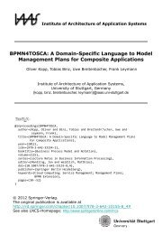 BPMN4TOSCA: A Domain-Specific Language to Model ... - IAAS