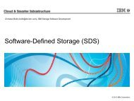 Software-Defined Storage (SDS): Market Overview and IBM ... - IAAS