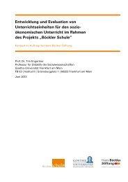Konzept - Goethe-Universität