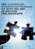 Wirtschafts- und Sozialwissenschaften - Walter de Gruyter - Seite 2