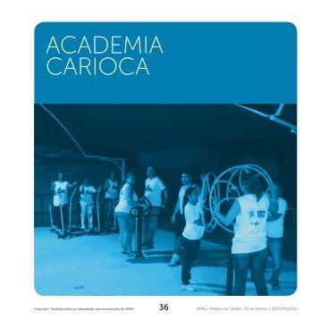 ACADEMIA CARIOCA - IABAS