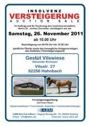 Katalog Kirmeyer - Industrie Auktionen Bernhard Maier