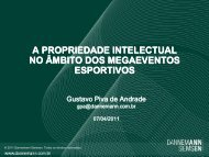 Confira a palestra do Dr. Gustavo Piva de Andrade