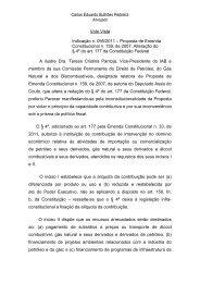 Dr. Carlos Eduardo Bulhões Pedreira - Instituto dos Advogados ...