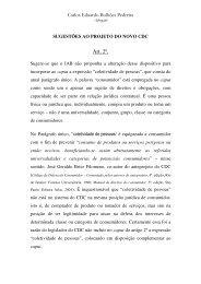 CARLOS EDUARDO BULHOES PEDREIRA - Instituto dos ...