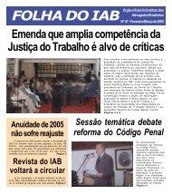 Edição 67 - Fevereiro/Março - Instituto dos Advogados Brasileiros