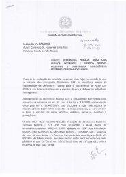 Acesse o parecer - Instituto dos Advogados Brasileiros