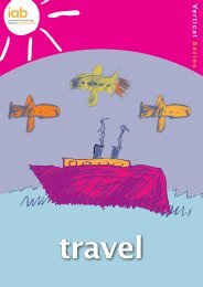 travel - IAB UK