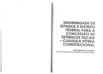 Acesse a íntegra do artigo - Instituto dos Advogados Brasileiros