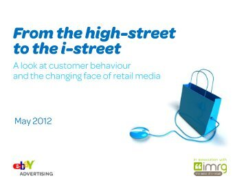 From the high-street to the i-street - IAB UK