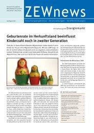 Download (als PDF -Datei, 356 KB ) - Zentrum für Europäische ...