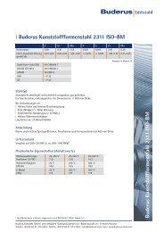 l Buderus Kunststoffformenstahl 2311 ISO-BM - Buderus Edelstahl ...