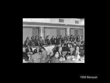 1956 Banquet