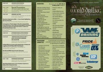 17-18 June, Citywest hotel, Dublin, ireland Be - IADC