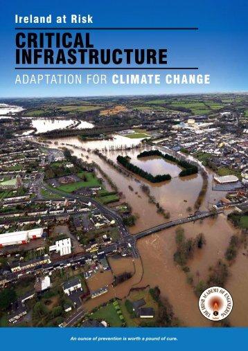 Adaptation for Climate Change - Irish Academy of Engineering