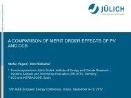 presentation - 12th IAEE European Energy Conference