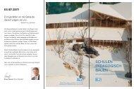 Flyer: Schulen pädagogisch bauen.pdf - BLLV